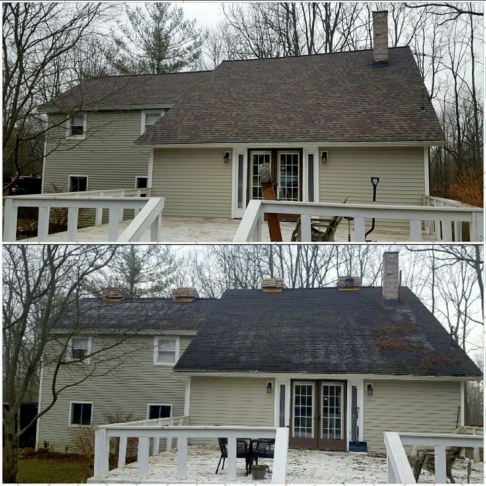 Bath, Full Roof Replacement