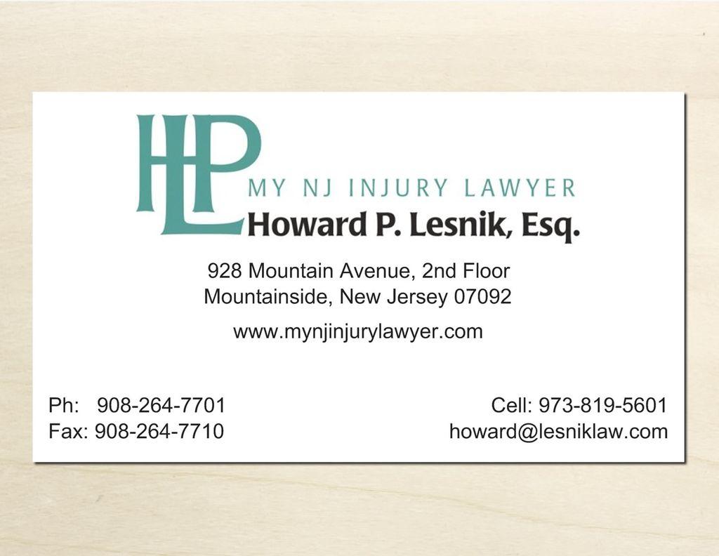 My NJ Injury Lawyer