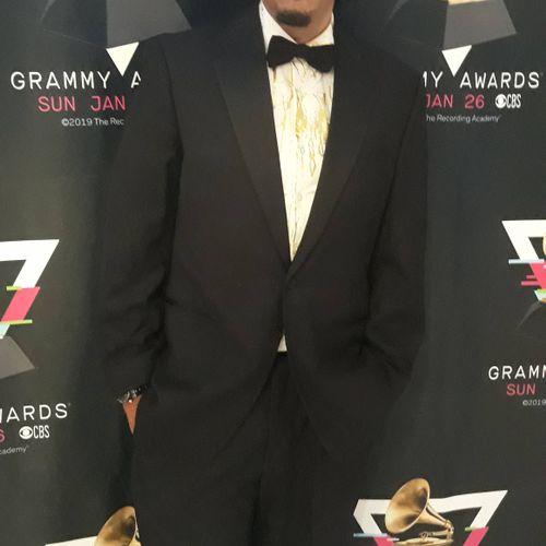 Studio Manager at 2020 Grammys