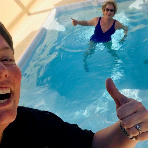 Arthritis aquatic program