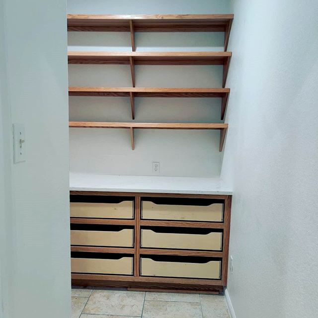 Dreamy Pantry Organizing Project