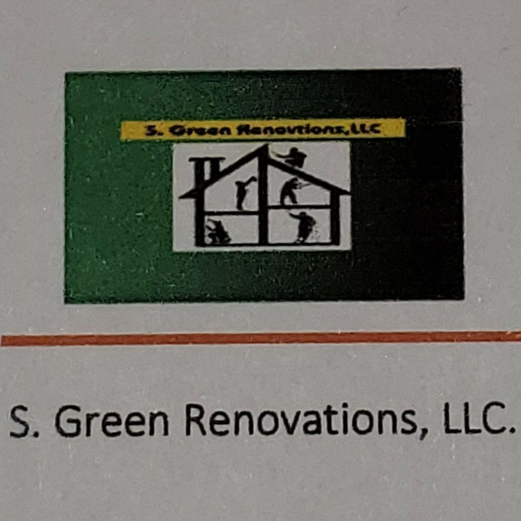 S. Green Renovations LLC