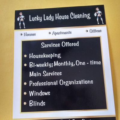 Avatar for Lucky ladies house cleaning Kingsburg, CA Thumbtack