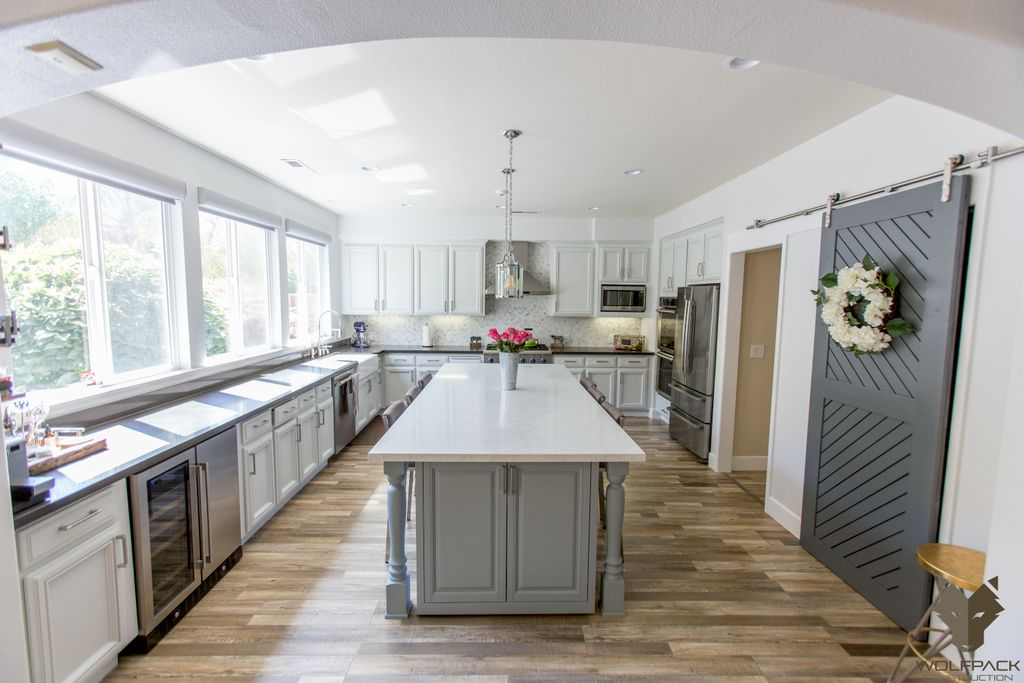 WolfPack Construction - Interior Painting Jobs