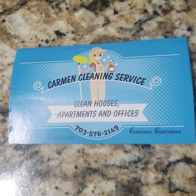 Avatar for Carmen cleaning service Dumfries, VA Thumbtack