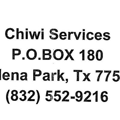 Avatar for Chiwi services Houston, TX Thumbtack