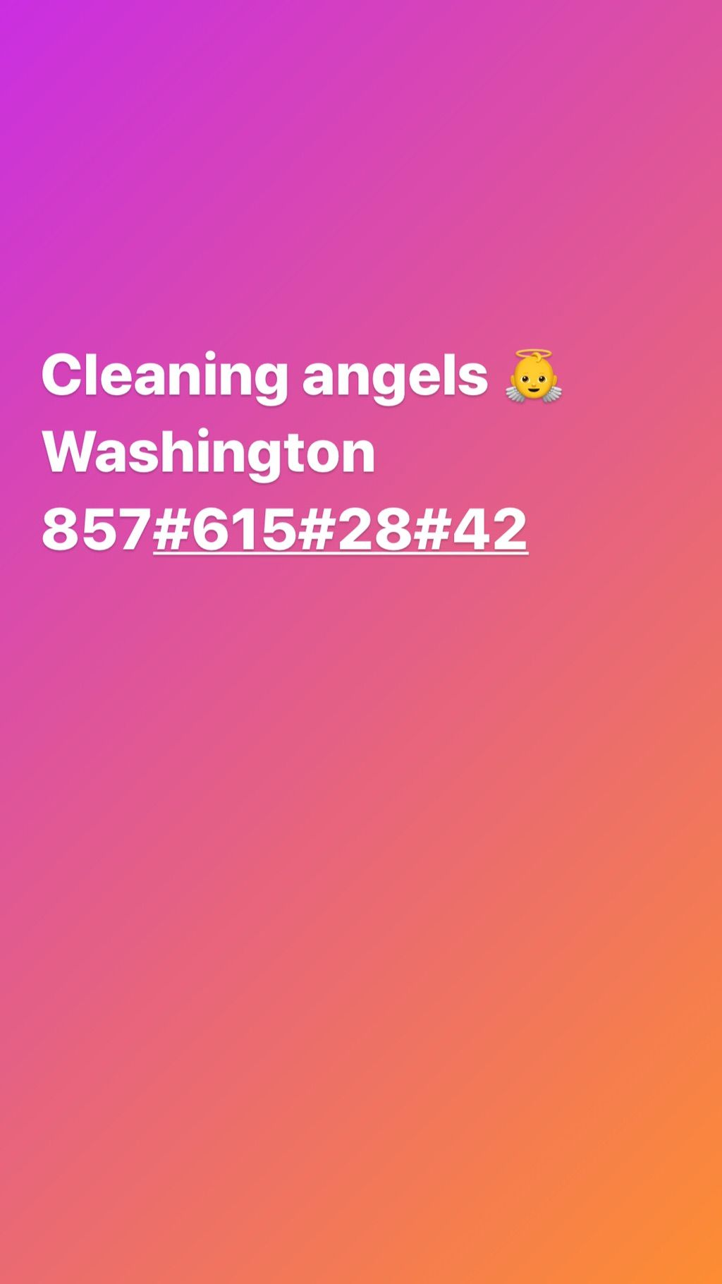 Cleaning Angels Washington LLC