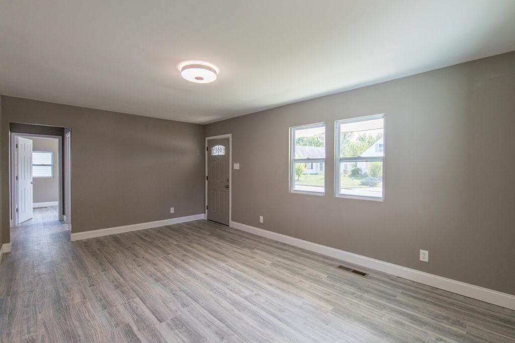 Whole Interior Paint, Framing, Drywall & Door Installation
