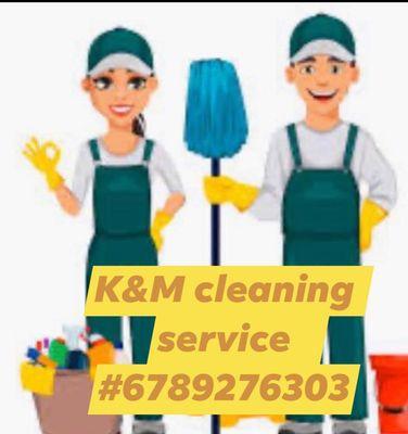 Avatar for K&M cleaning service llc Atlanta, GA Thumbtack