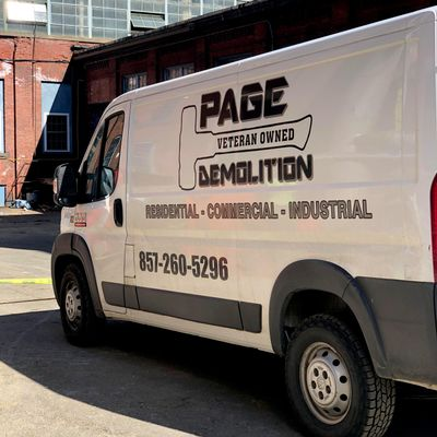 Avatar for Page Demolition, Inc Gardner, MA Thumbtack
