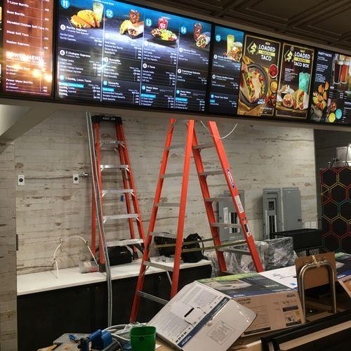 Taco Bell Refrigeration