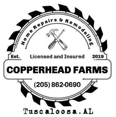 Avatar for Copper Head Farms Tuscaloosa, AL Thumbtack