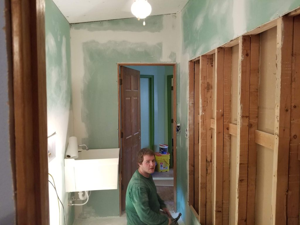 Bathroom and Laundry Remodel