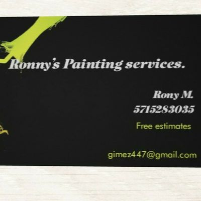 Avatar for Ronny's painting services Leesburg, VA Thumbtack