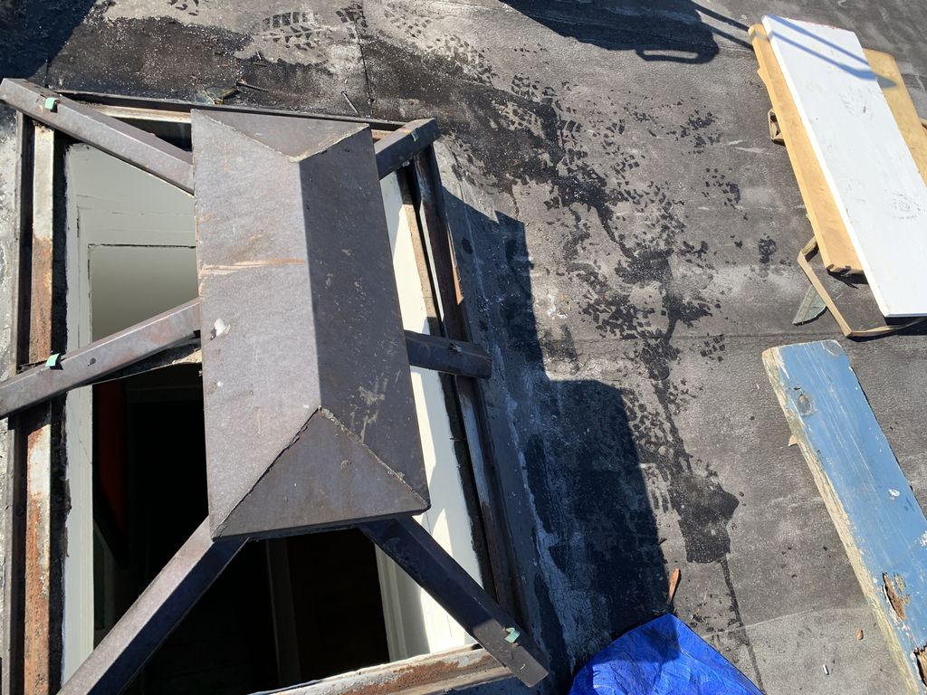Skylight Glass Replacement