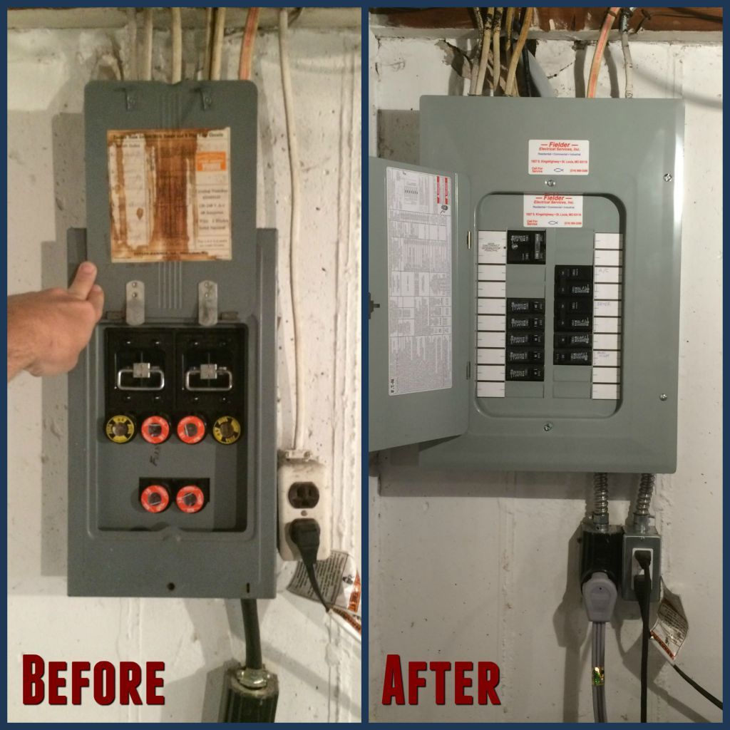 Electrical Service and upgrades