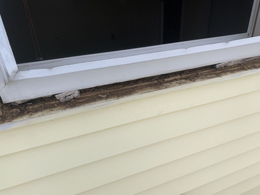 Window seal replacement