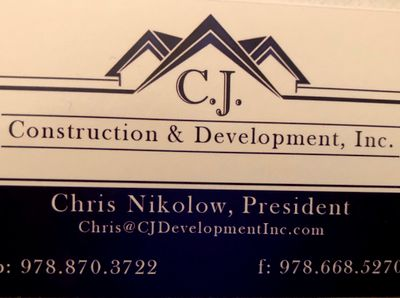 Avatar for C. J. Construction & Development Inc.