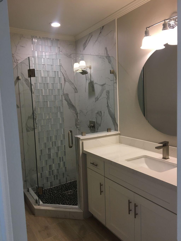 Drewek bath remodel