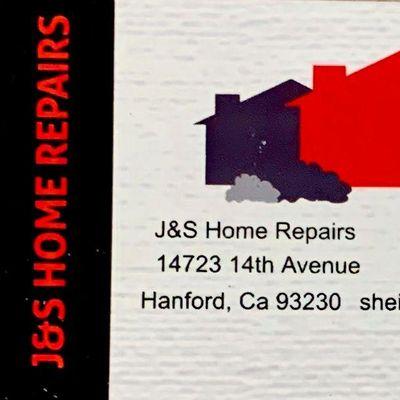 Avatar for J & S Home Repairs Hanford, CA Thumbtack