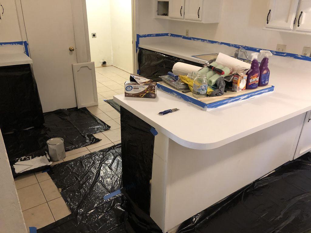 Remodel rental house
