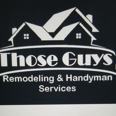 Avatar for Those Guys Handyman Services Thorntown, IN Thumbtack