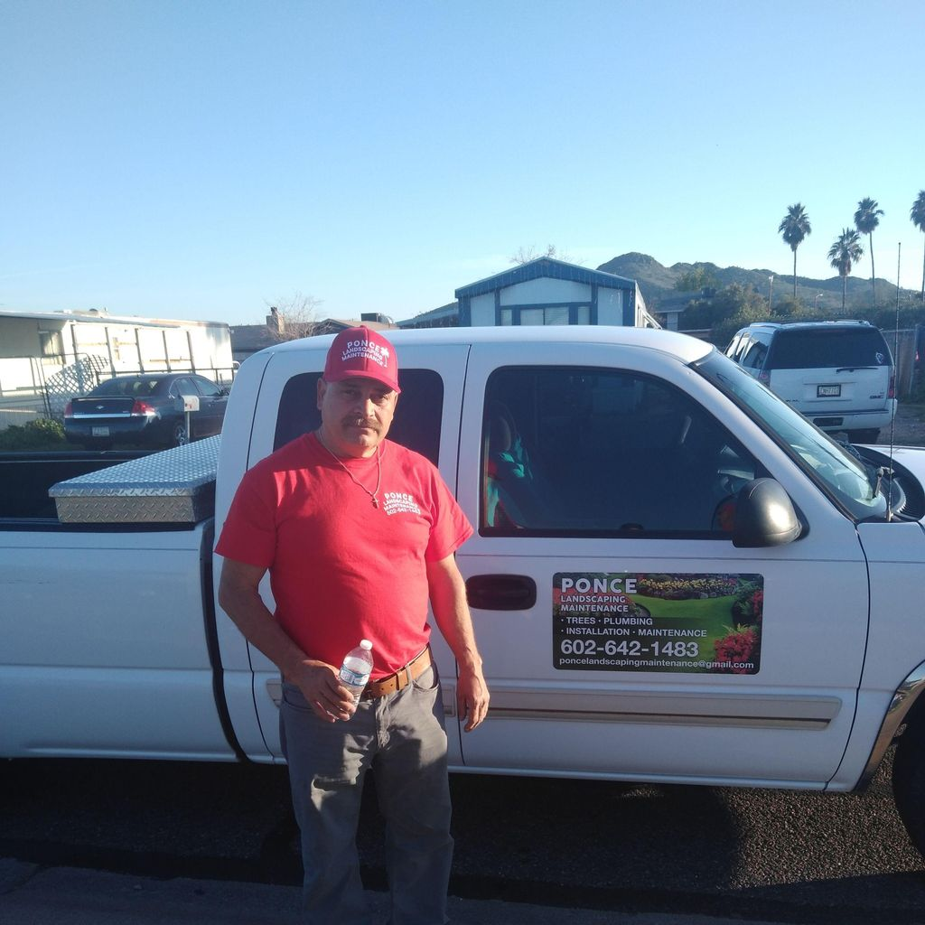 Ponce landscaping