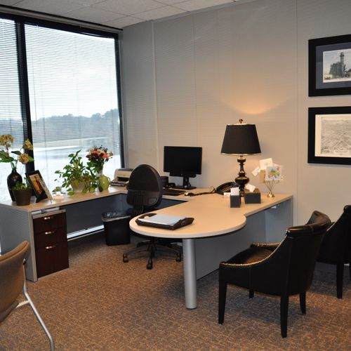 AFTER- 1) Office Redesign/Staging