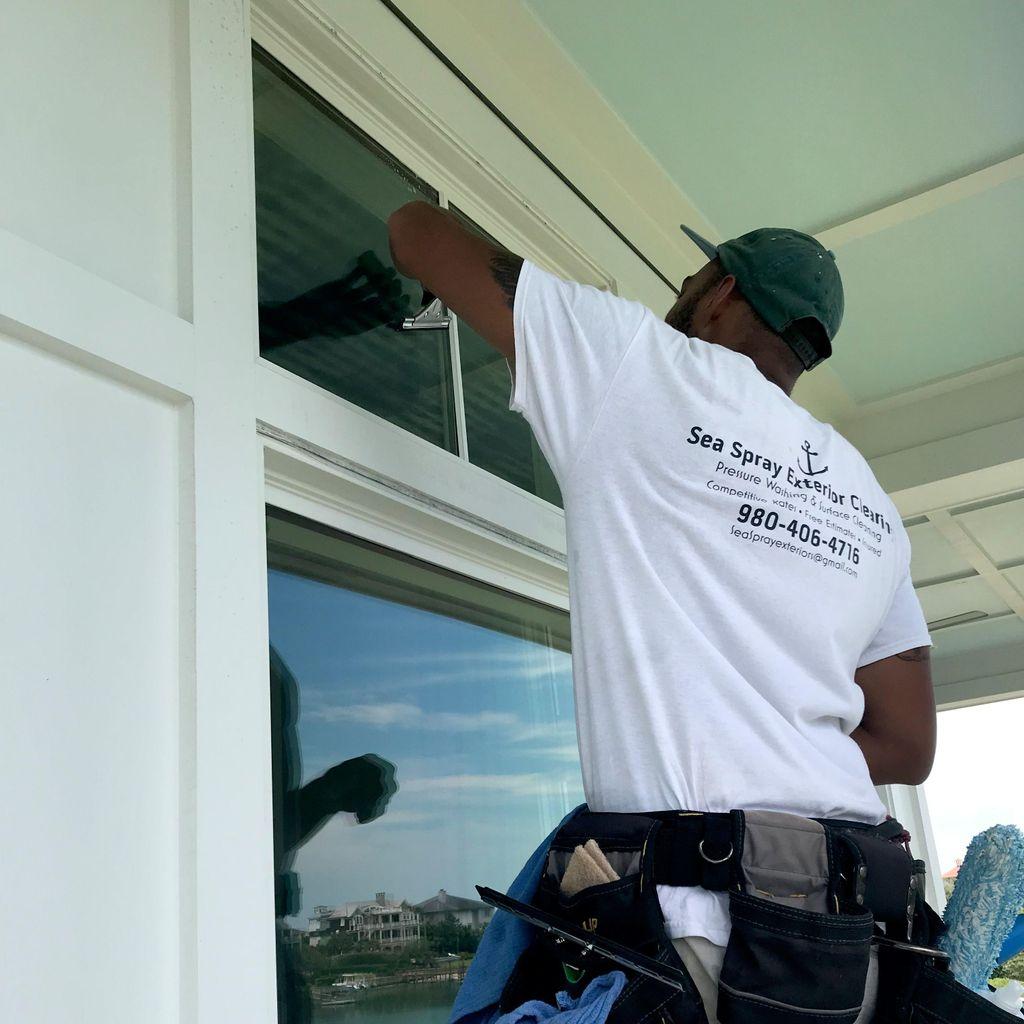 Sea Spray Exterior Cleaning, LLC