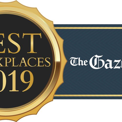 We are so honored to be named one of the Best Small Business Workplaces of 2019!