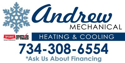 Avatar for Andrew Mechanical Heating & Cooling LLC Southgate, MI Thumbtack