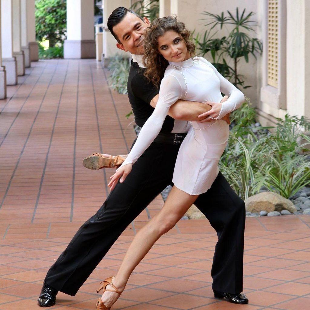 David Fan Ballroom Dancing