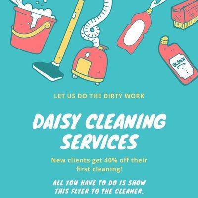 Avatar for Daisy Cleaning Clarksville, TN Thumbtack