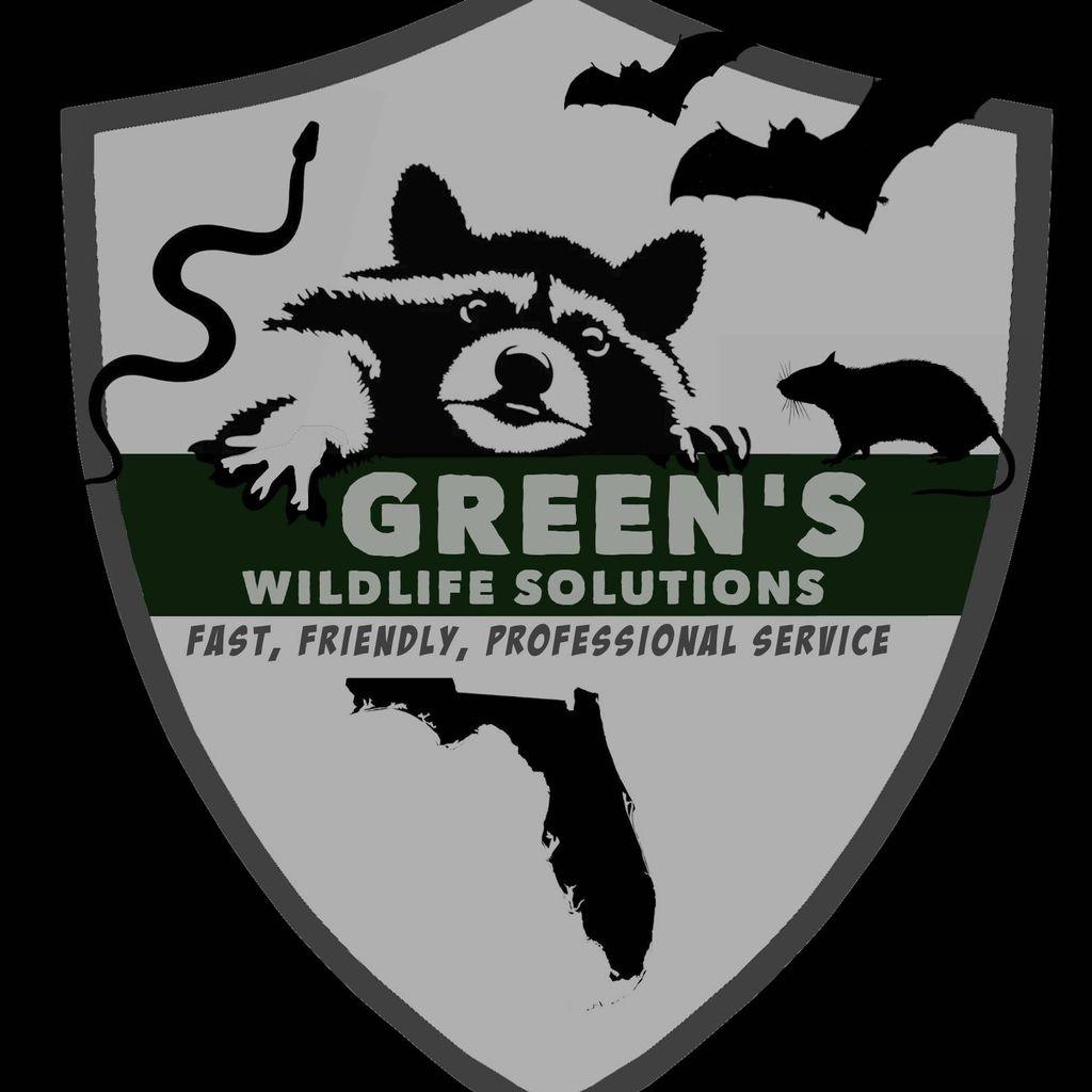 Green's Wildlife Solutions