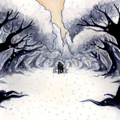 Album Cover Illustration
