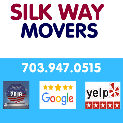 Avatar for Silk Way Movers. Special: 5 Free Boxes Fairfax, VA Thumbtack