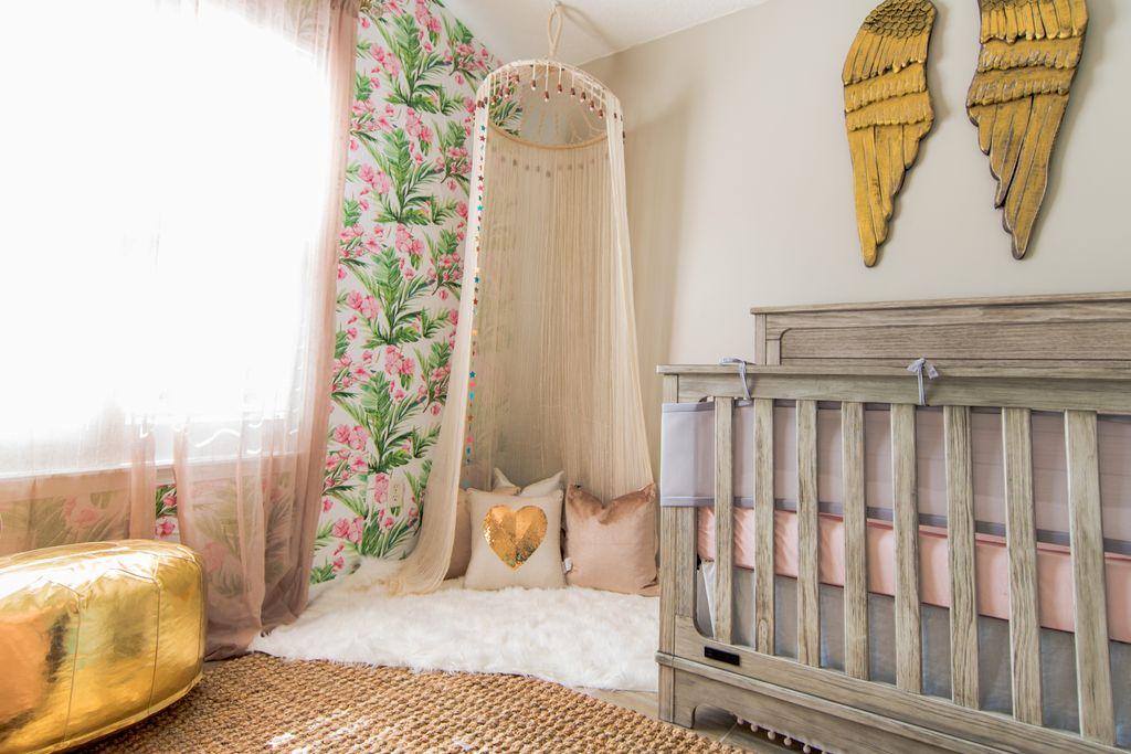 Interior Design - Nursery