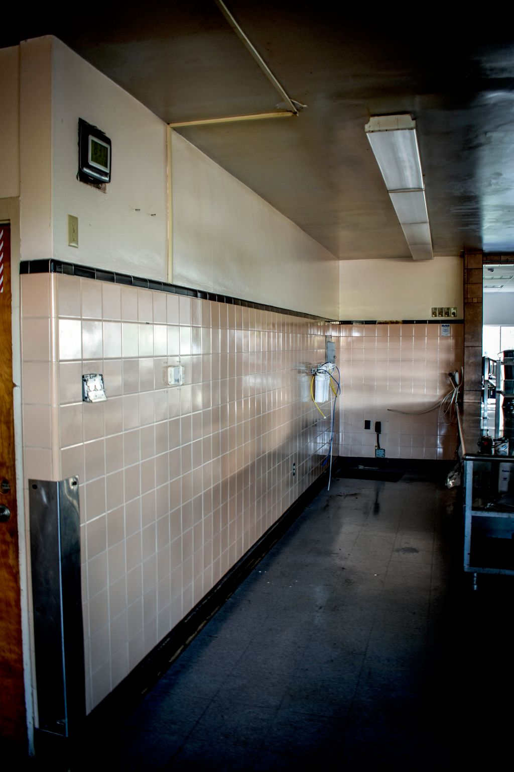 Industrial Kitchen Painting
