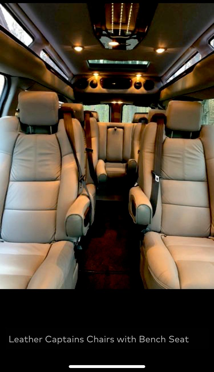 Limousine and Chauffeur Services - North Canton 2020