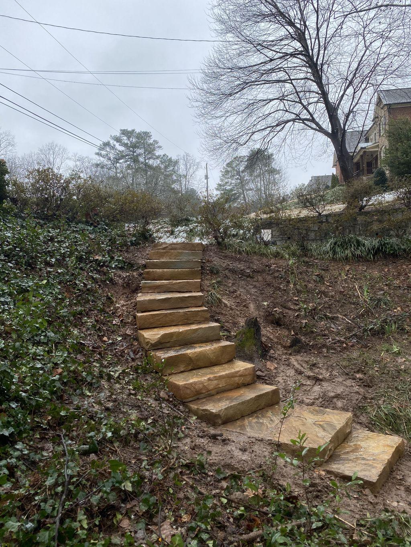 Step Treat Stairway