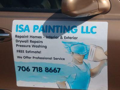 Avatar for ISA PAINTING LLC Columbus, GA Thumbtack