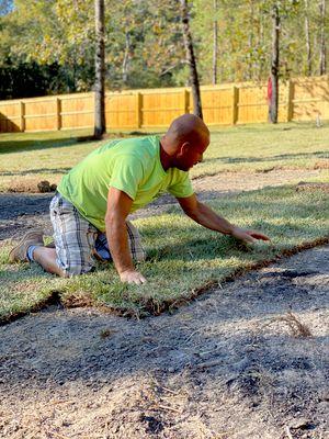 Avatar for Lemus Landscaping Sod Sanford, NC Thumbtack