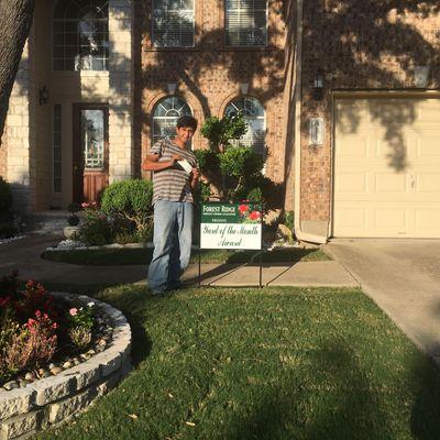 Avatar for Ascencio landscaping Elgin, TX Thumbtack