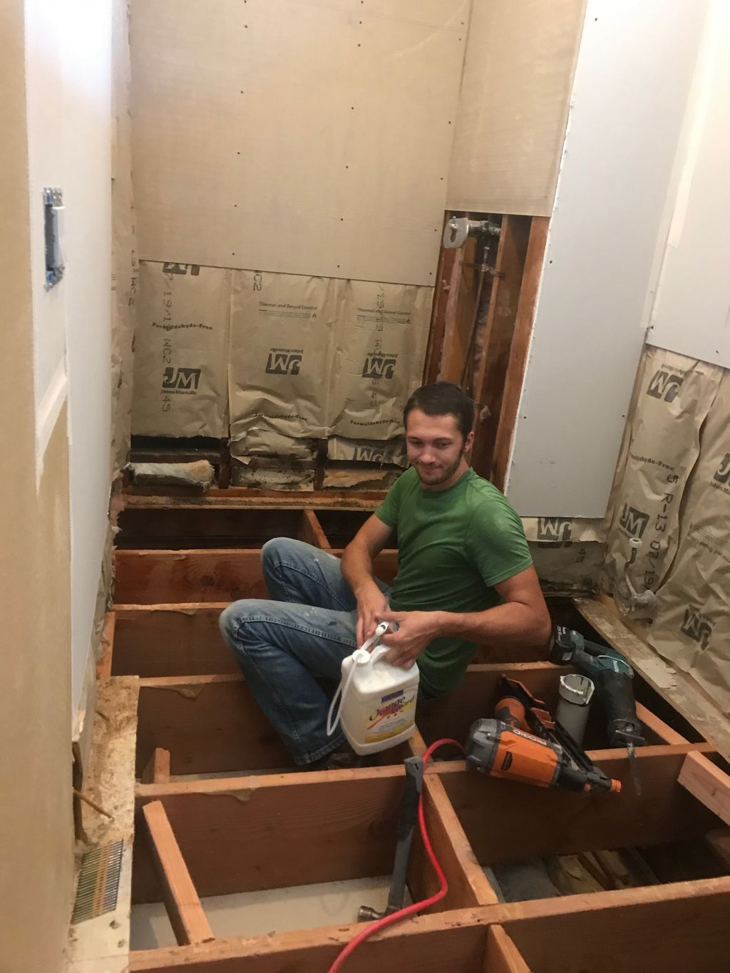 Master Bathroom Renovation and Redesign