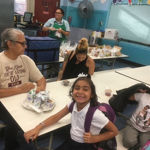 Working with families in schools