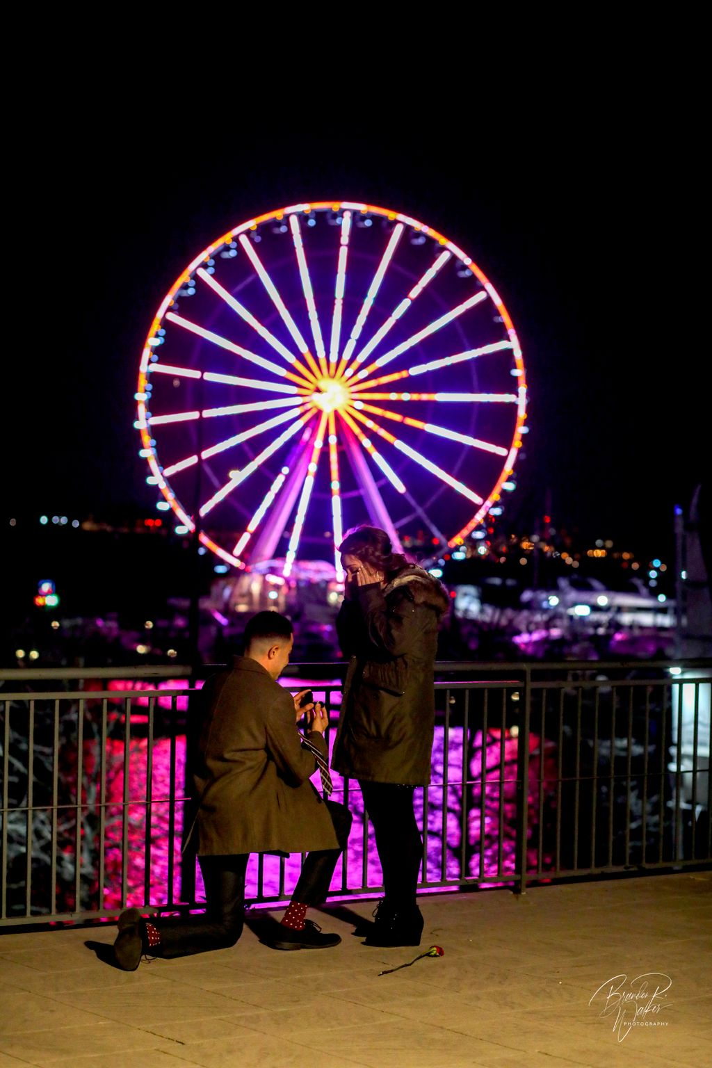 Valentines Day Proposal Photography