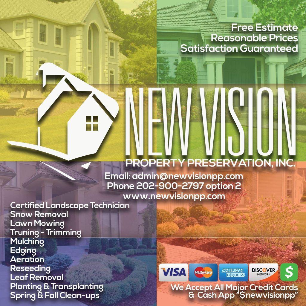 New Vision Property Preservation