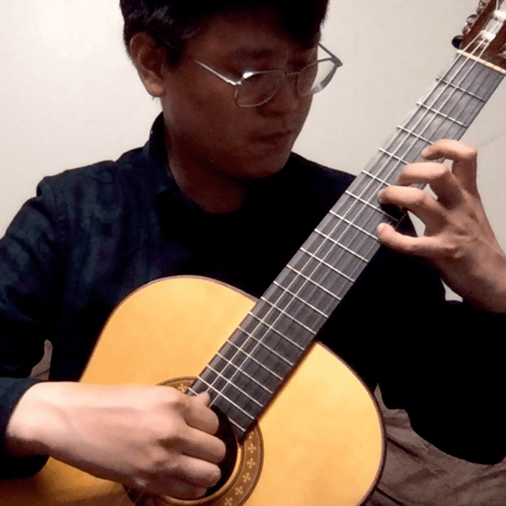 Andrew Chung Guitar