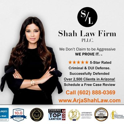 Avatar for Shah Law Firm, PLLC Phoenix, AZ Thumbtack