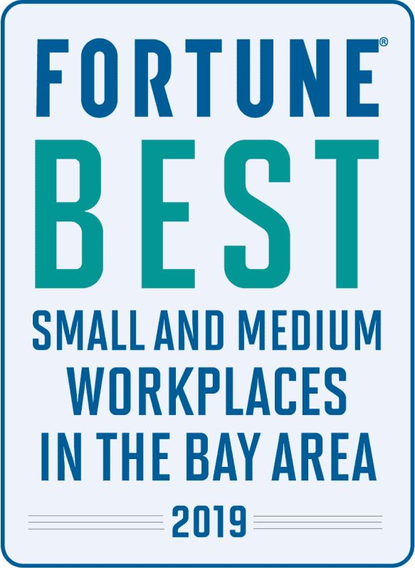 Fortune 100 best small and medium workplaces 2019